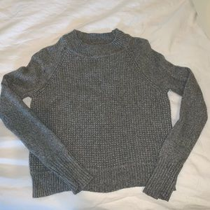 GORGEOUS RARE ALC Runway Distressed Sweater - XS